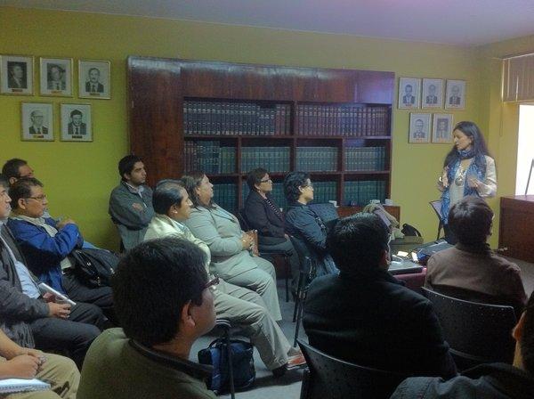 IMPLANTACIÓN DE LA LEY 29783 DE PREVENCIÓN DE RIESGOS LABORALES DEL PERÚ