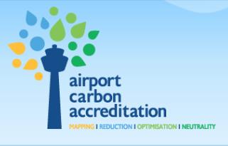 El aeropuerto Adolfo Suárez Madrid-Barajas renueva el Nivel II del ACA (Airport Carbon Accreditation) de Huella de Carbono.