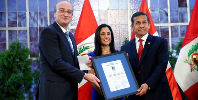 Reconocimiento Internacional ISO 9001:2008 al Programa Nacional de Becas PRONABEC