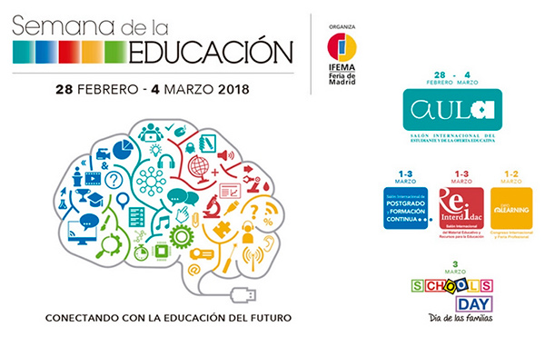 SEMANA DE LA EDUCACIÓN : SALÓN INTERNACIONAL DE POSTGRADO Y FORMACIÓN CONTINUA.