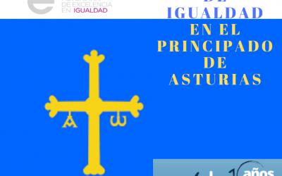 DISTINTIVO DE IGUALDAD EN EL PRINCIPADO DE ASTURIAS