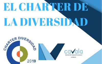 CAVALA FIRMA EL CHARTER DE LA DIVERSIDAD
