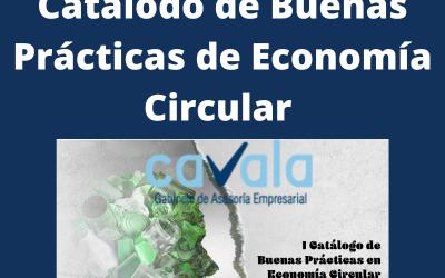 Publicado: Catálogo de Buenas Prácticas de Economía Circular.