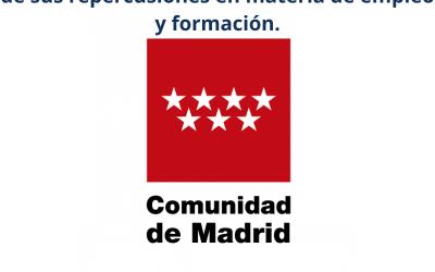 Tendencias en los sectores económicos de la Comunidad de Madrid