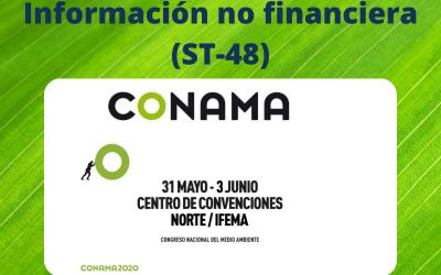 Divulgación de la Información no financiera (ST-48)